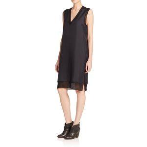 Rag & Bone Maude Sleevless Silk Dress